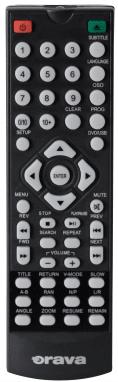 Orava DVD-405 - rozbaleno