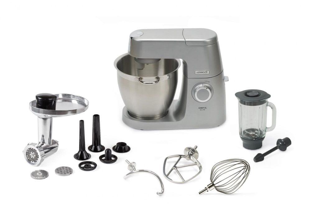 Kenwood kuchyňský robot Chef XL Elite KVL6370S