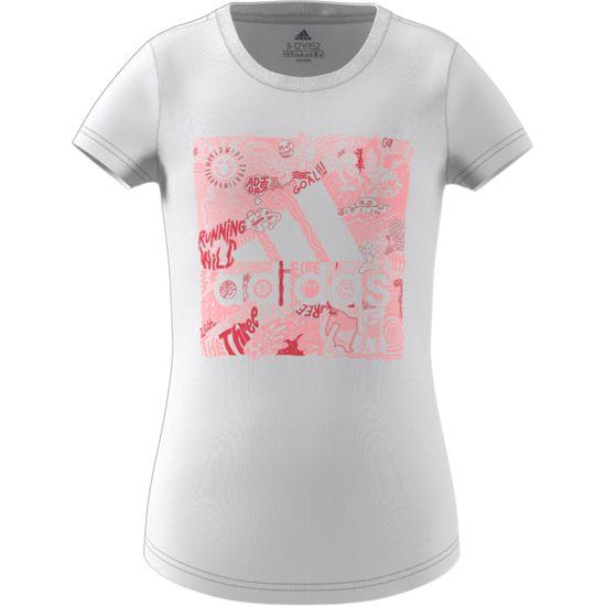 Adidas lány póló JG MH BOS BOX