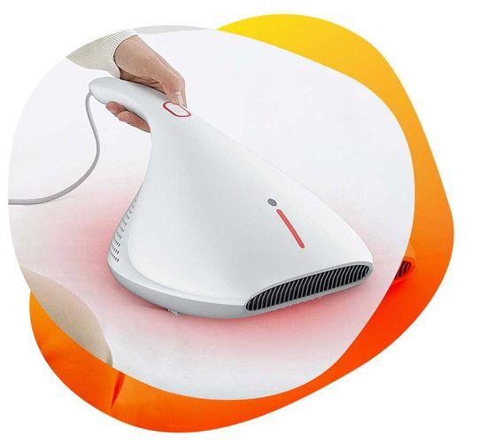 ILOOX MIVAC 800 antibakteriální vysavač s UV lampou