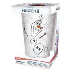 Sklenice Ledové království / Frozen - Olaf (0,46 l)