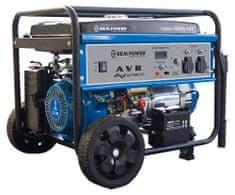 REM POWER agregat GSEm 5000 SBE (Basic)