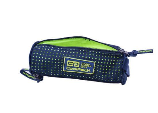 CoolPack Školní pouzdro Omni Dots žluto/modrý