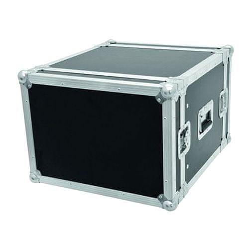 Roadinger Efektová skříň , Rack Profi 8HE, hloubka 45 cm