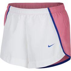 Nike dívčí šortky NK DRY SPRINTER SHORT M bílá