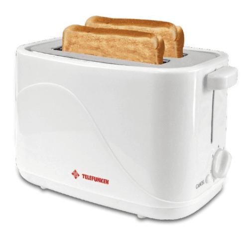 Telefunken TF93363 pekač kruha, 750 W, Pop-Out