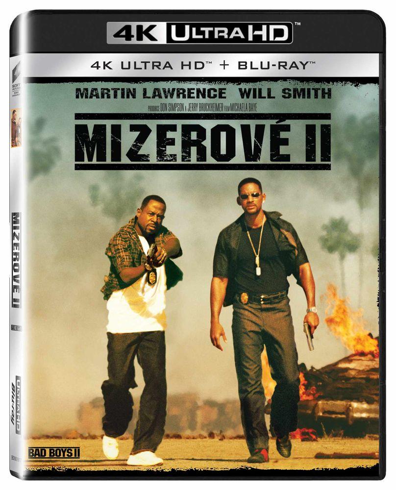 Mizerové 2 (4K Ultra HD) - UHD Blu-ray + Blu-ray (2 BD)