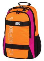 CoolPack Školní batoh Orange Neon