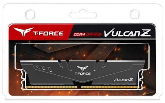 TeamGroup Vulcan Z 8GB DDR4-2666, DIMM, CL18 pomnilnik (TLZGD48G2666HC18H01)