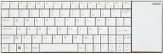 Rapoo E2710, CZ/SK, bílá