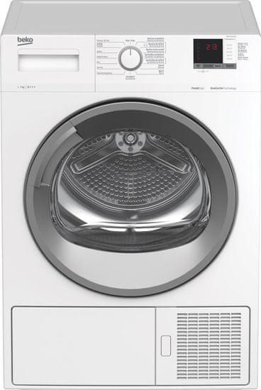 Beko sušička prádla EDS7512CSGX