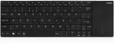 Rapoo E2710, CZ/SK, černá