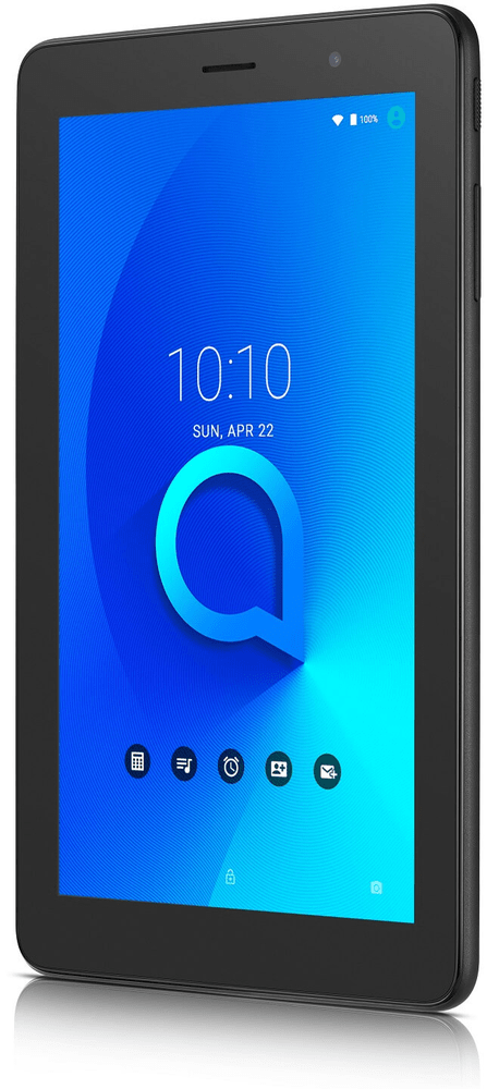Alcatel 1T 7 2019, 1GB/16GB, Wi-Fi, Prime Black (8068)