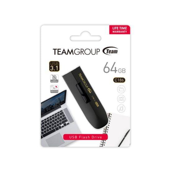 TeamGroup C186 64 GB USB 3.1 ključ