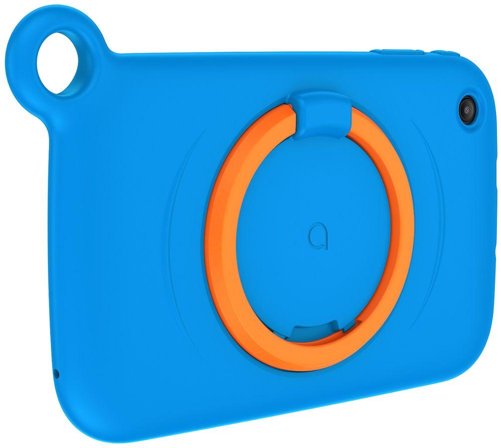 Alcatel 1T 7 2019 Kids, 1GB/16GB, Wi-Fi, Blue Bumper Case - rozbaleno