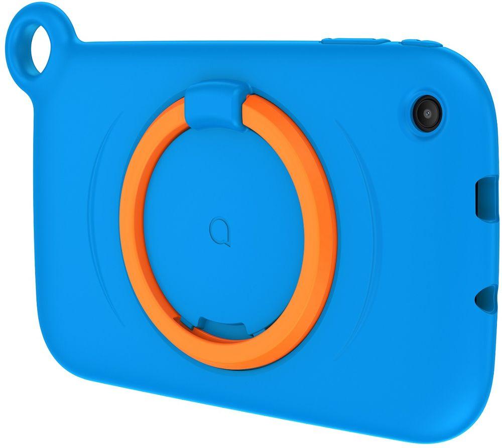 Alcatel 1T 7 2019 Kids, 1GB/16GB, Wi-Fi, Blue Bumper Case - zánovní