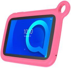 Alcatel 1T 7 2019 Kids, 1GB/16GB, Wi-Fi, Pink Bumper Case