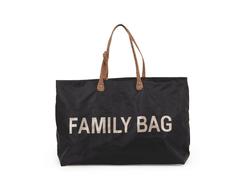 Childhome Cestovná taška Family Bag Black