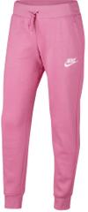 Nike NSW PE PANT lány tornanadrág, S, rózsaszín