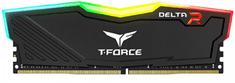 TeamGroup Delta RGB 8GB DDR4-3000, DIMM, CL16 pomnilnik (TF3D48G3000HC16C01)