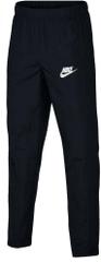 Nike spodnie sportowe chłopięce XS czarny