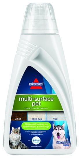 Bissell multi-surface pet 2550