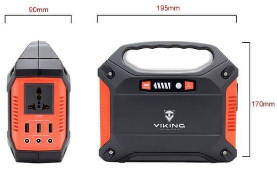 Viking Bateriový generátor GB155Wh VSB155R