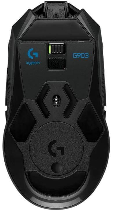 Logitech G903 Lightspeed Hero, černá (910-005672) - rozbaleno