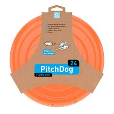 Pitch Dog repülő DISK kutyáknak narancssárga 24 cm