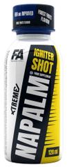 Fitness Authority Xtreme Napalm Igniter Shot 120ml lesní ovoce