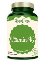 GreenFood Vitamin K2 60kapsúl
