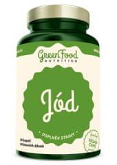 GreenFood Jód 60kapslí