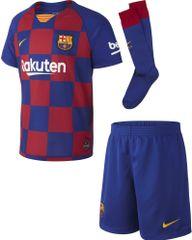 Nike FC Barcelona gyerek sport szett, S, kék