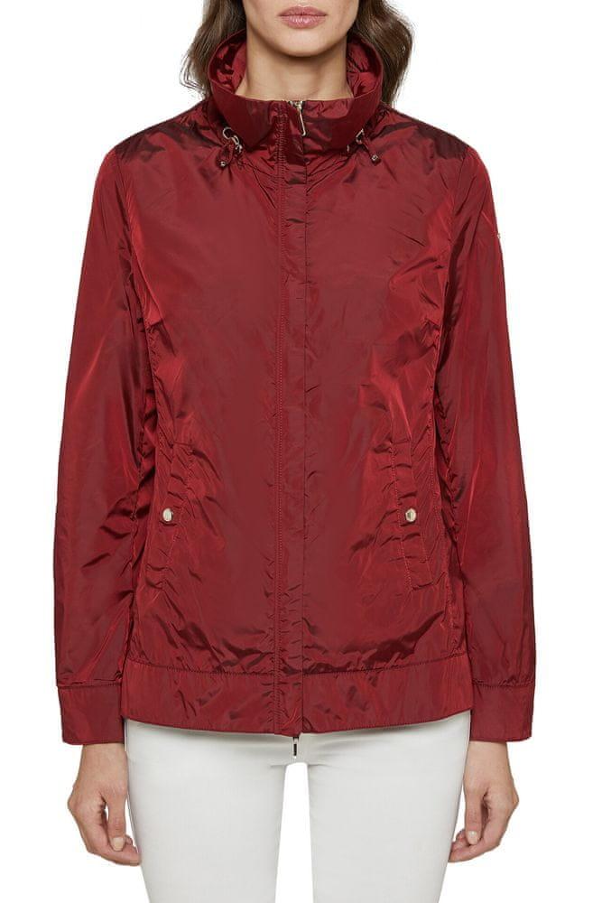 Geox dámská bunda Smeraldo W0220W T2453 XXXL červená