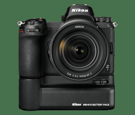 Nikon MB-N10 baterijski stalak za Z6/Z7