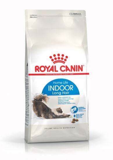 Royal Canin Indoor Long Hair 10 kg