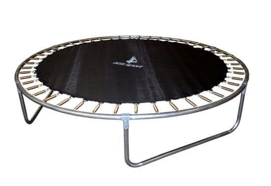 Chiemsee Mata do skakania na trampolinę 430 cm (14ft) na 80 sprężyn