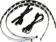 BitFenix ALCHEMY 3.0 magnetická RGB-LED páska, 40 cm x 2