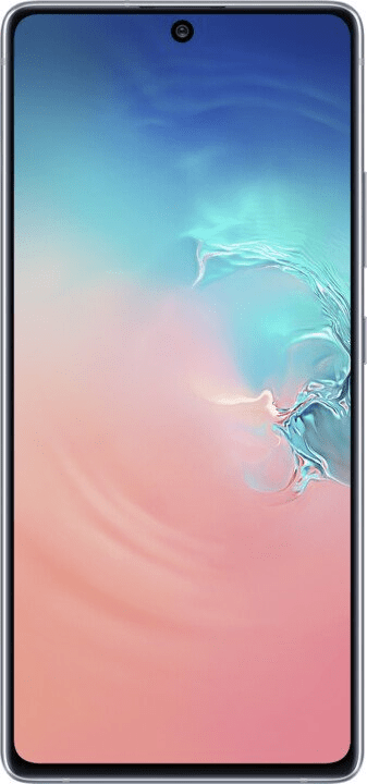 Samsung Galaxy S10 Lite, 8GB/128GB, White - rozbaleno