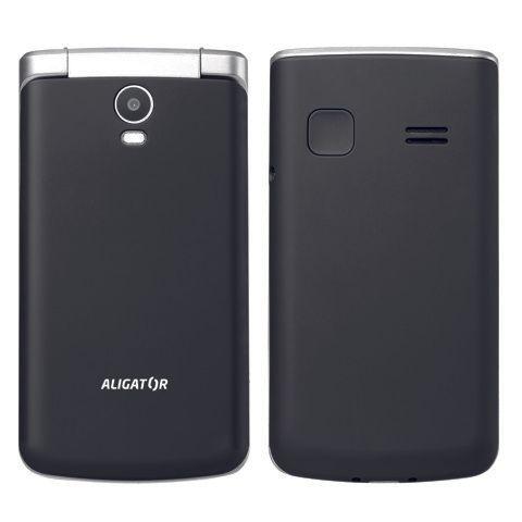 Aligator V710, Black - zánovní