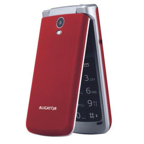 Aligator V710, Red