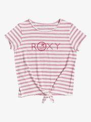 Roxy dívčí tričko Some Love 6 bílá