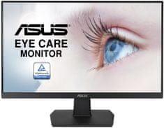 Asus VA27EHE monitor, IPS, 68,6cm, FHD (90LM0550-B01170)