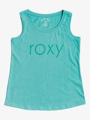 Roxy dívčí tílko Thereislifefloc 12 tyrkysová