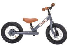 TryBike Pedál nélküli gyerekkerékpár szürke