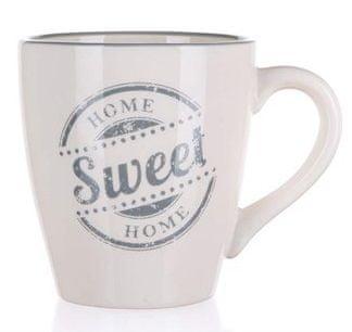 Banquet Sweet Home keramična skodelica, 500 ml, 4 kosi