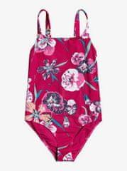 Roxy dívčí jednodílné plavky Lt Wder One Pce 7 růžová