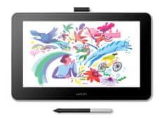 Wacom One 13,3 grafični zaslon, FHD + brezplačne licence