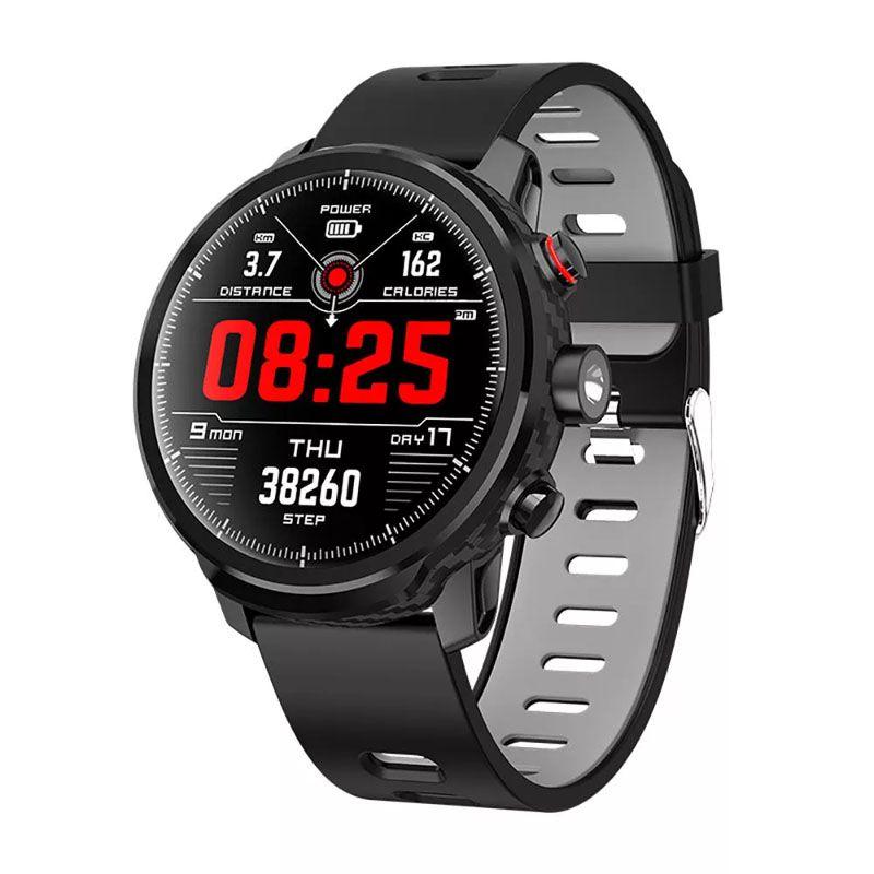 Printwell chytré hodinky S-005, černé