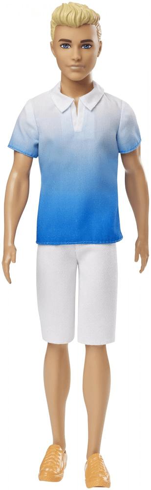 Mattel Barbie Model Ken 129 - modré tričko